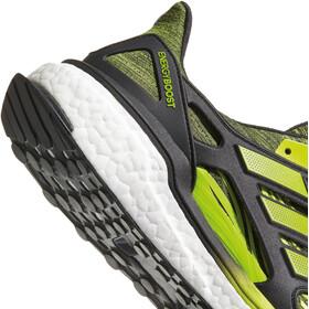 adidas Energy Boost Löparskor Herr grön/svart